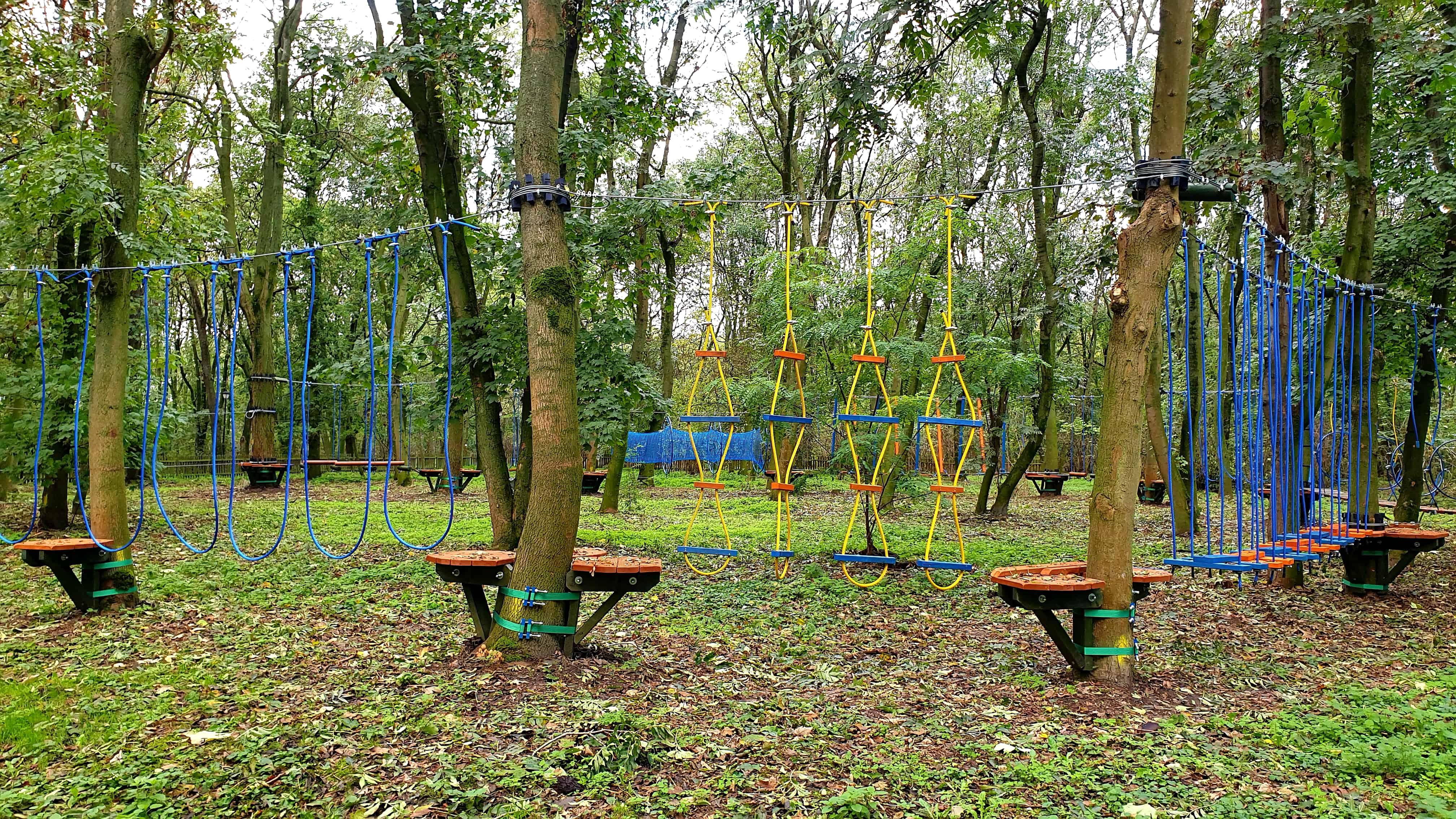park bezasekuracyjny Inowrocław