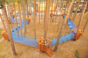Park siatkowy (szypułki)